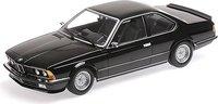 1982 BMW 635CSi in black 1:18 scale by Minichamps