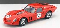 Ferrari 250 GT Drogo Nurburgring 1963 in 1:18 scale by CMR