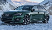 2020 Audi RS4 Avant Sonoma Green in 1:18 Scale By GT Spirit