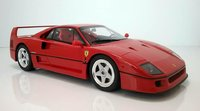 1987 Ferrari F40 in 1:18 Scale by GT Spirit