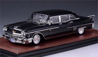 1958 Cadillac Fleetwood 75 Limousine Black in 1:43 Scale By GLM