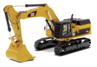 Cat® 374D L Hydraulic Excavator in 1:50 scale by Diecast Masters
