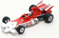 BRM P180 #19  Monaco GP 1972 in 1:43 Scale by Spark