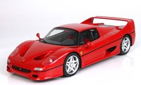 Ferrari F50 Coupe 1995 Red 1:18 scale by BBR
