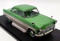 1957 Ford Zodiac 206E Green & Beige in 1:18 Scale by Cult Models