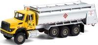 PennDOT 2018 International WorkStar Tanker Truck in 1:64 scale by Greenlight