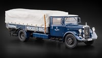 Mercedes-Benz Racing Transporter Truck diecast model in 1:18 Scale by CMC