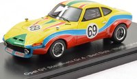 Opel GT Steinmetz #69 GP Nürburgring 1972 in 1:43 Sale by Neo
