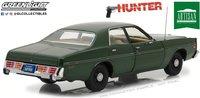 1977 Dodge Monaco Hunter 1984-91 Model Car 1:18 Scale by Greenlight