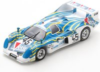 Rondeau M382 #45 24hr LeMans 1986 in 1:43 by Spark