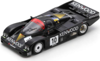 Porsche 962 C #10 Le Mans 1986 in 1:43 Scale by Spark