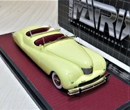 1941 Chrysler Newport Dual Cowl Pheaton LeBaron in 1:43 Scale by Matrix