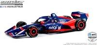 2021 NTT IndyCar Series #10 Alex Palou in 1:18 scale by Greenlight