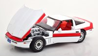 The A-Team 1984 Chevrolet Corvette C4 in 1:18 scale by Greenlight