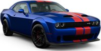 2021 DODGE CHALLENGER SUPER STOCK in 1:18 Scale by GT Spirit.