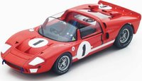 GT40 X-1 Roadster Winner Sebring in 1:18 Scale by Spark