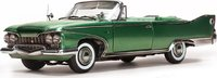 1960 Plymouth Fury Open Convertible in 1:18 Scale by Sunstar