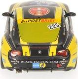 BMW Z4-BLACK FLAKEN TEAM- KNECHTES/METZGER/SCHEERBARTH/LEISEN- 24H ADAC NURBURGRING 2011 Model Car in 1:43 Scale by Minichamps