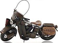 1942 WLA Model Harley Davidson in 1:12 scale by Old Modern Handicrafts