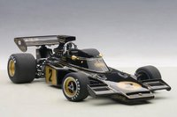 1973 Lotus 72E Ronnie Peterson #2 Composite Model Car by AUTOart in 1:18 Scale
