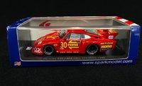 Porsche 935 J #30 Mid-Ohio 500miles 1980 Busby/Moretti in 1:43 by Spark