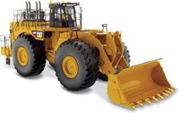 Cat® 994F Wheel Loader in 1:50 scale by Diecast Masters