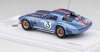 Chevrolet Corvette Grand Sport  #3 1964 Sebring 12Hr in 1:43 Scale by TSM