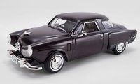 Studebaker Champion - Black Cherry Diecast Model by Acme in 1:18 Scale