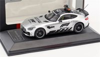Mercedes-Benz AMG GT-R Safety Car 2018 in 1:43 Scale by CMR