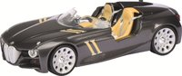 BMW 328 Hommage in Black Diecast Model in 1:43 Scale by Schuco