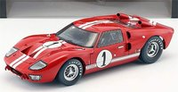 1966 Ford GT40 Mk II #1 in 1:18 Scale by Shelby Collectibles