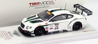 2014 Bentley GT3 #08 Sonoma Grand Prix 3rd Place, Dyson Racing Model Car in 1:43 Scale by Truescale Miniatures