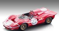 Ferrari 350 P4 Can-Am # 27 1967 in 1:18 scale by Tecnomodel