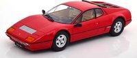 1981 Ferrari 512 BBI Red in 1:18 scale by KK Diecast