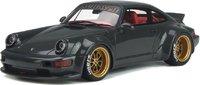 Porsche RWB Body Kit Black in 1:18 Scale by GT Spirit