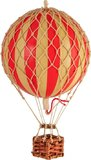 Floating The Skies, True Red Air Balloon by Authentic Models