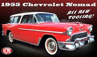 1955 Chevrolet Bel Air Nomad Diecast Model by Acme in 1:18 Scale