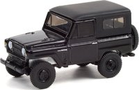 1970 Nissan Patrol in 1:64 scale by Greenlight