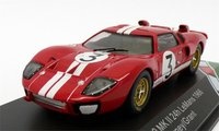 Ford GT40 Mk II #3 Le Mans 1966 in 1:43 Scale by CMR