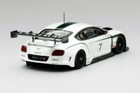 Bentley Continental GT3 2013 Goodwood Festival of Speed Model Car in 1:43 Scale by True Scale Miniatures