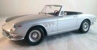 1964 FERRARI 275 GTS PININFARINA SPIDER in Silver by KK Diecast in 1:18 Scale
