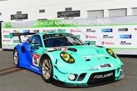 Porsche 911 GT3 R No.33 K. Bachler in 1:43 scale by Spark