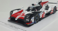 2018 Toyota #8 TS050 HYBRID Le Mans Winner #8 1:18 Scale by Spark
