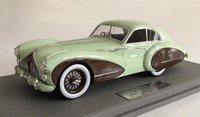 1948 Talbot Lago T26 Coupe Grand Sport Saoutchik Period Car in 1:18 Scale by Ilario
