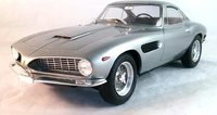 1962 Ferrari 250GT Berlinetta Passo Corto Lusso Bertone Grey in 1:18 Scale by Matrix
