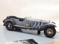 1937 Mercedes-Benz 680S Sport/4 Sindelfingen, Open Car Resin Model Car in 1:43 Scale by Ilario