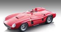 Ferrari 860 Monza Press Red in 1:18 scale by Tecnomodel