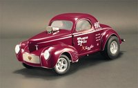 Jr. Thompson & Poole 1941 Gasser Diecast Model by Acme in 1:18 Scale