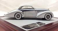 1947 Delahaye 135 MS Coupe Langenthal Model Car in 1:43 Scale by Ilario