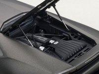 Lamborghini Huracan LP610-4 in Matt Grey in 1:18 Scale by AUTOart